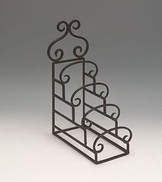 Plate Stands - Wrought Iron Four Tiered - Set of Plate Stands Plate Holders Plate Easels Picture Easels and Stands & Plate Holder - Iron Plate Hanger | Oh to Buy | Pinterest | Plate hangers