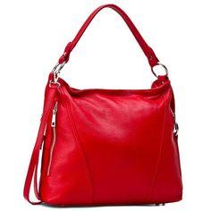 Táska CREOLE - RBI1179 Piros Rebecca Minkoff, Converse, Shoulder Bag, Bags, Products, Fashion, Templates, Designer Purses, Elegant