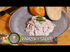 PAŘÍŽSKÝ SALÁT PODLE PŮVODNÍHO RECEPTU! (ČSN) NEJLEPŠÍ JE ORIGINÁL! - YouTube Original Recipe, Potato Salad, The Best, Cabbage, Salads, Food And Drink, Vegetables, Ethnic Recipes, Kitchens