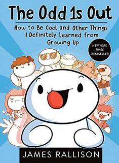 EPub The Odd Out: How to Be Cool and Other Things I Definitely Learned from Growing Up Author James Rallison, Dark Phoenix, Free Pdf Books, Free Ebooks, Got Books, Books To Read, Rcf Audio, New York Times, X Men, Desktop