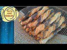 Çıtır Çıtır Nefis mi Nefis Milföy Çubukları Nasıl Yapılır - YouTube