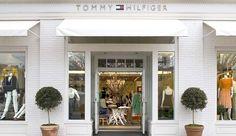 tommy hilfiger boutique interior - Google Search