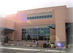 ABQ ~Albuquerque International Sunport~ Albuquerque, NM