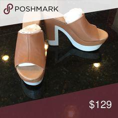 Diane Von Furstenberg Sandals Diane Von Frustenberg Roemo light natural soft vacchetta size 8 sandals!! Diane von Furstenberg Shoes Sandals