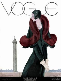 October 12 1929 - Georges Lepape                              …