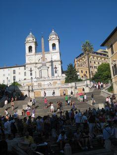 Trinità dei monti - Roma 2011