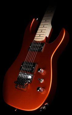 B.C. Rich Gunslinger Electric Guitar Sunset Orange Metallic