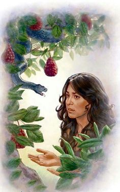 The fruit Eve ate from Jehovah's tree was not an apple, his tree in the garden of Eden was no longer available to even look at after Adam and Eve were cast out, (this is one of the many little details that are not taught by christiandom)