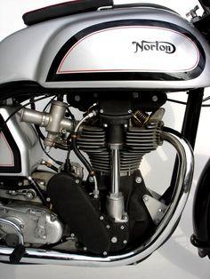 1952 Manx Norton Racing Engine | 350cc