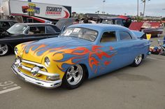 51 Ford.  pinned by http://FlanaganMotors.com