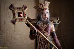 Stunning Sally Whitemane Warcraft Cosplay