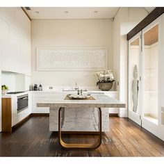 That island bench. Those floorboards. *Sigh*. See 34 Shadforth Street, Mosman on Domain.