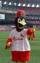 Photos with Fredbird | St. Louis Kids Magazine