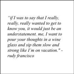 rudy francisco