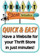 Thrift Store Websites