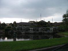 Shades of Green hotel, Walt Disney World, during summer 2011 trip! :)) <3 #throwbackphotos