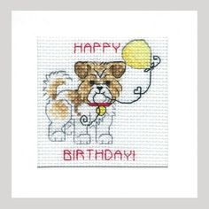 Little Dog Birthday Card (7260) Available Online To Buy From Pig Corner Cards For A Great Deal On Little Dog Birthday Card (7260) Or Any Other Unique Handmade Craft Gifts And Creative Gift Ideas Visit Stallandcraftcollective.co.uk #5143