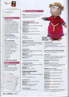 Tails of Yore - Alan Dart Animal Knitting Patterns, Crochet Dolls Free Patterns, Crochet Toys, Simply Knitting, How To Start Knitting, Baby Knitting, Knitting Toys, Little Cotton Rabbits, Fabric Animals