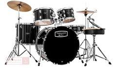 Pořiďte si TORNADO Rock Set Dark black u největšího prodejce hudebních nástrojů. Expedujeme ihned. Vše skladem v e-shopu a na prodejnách. Záruka 3 roky a nejlepší služby.