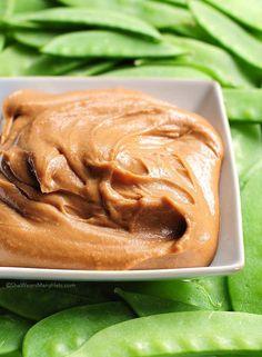 Spicy Thai Peanut Dip Recipe