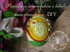 DIY Handmade: Woskowe pisanki, kraszanki - 50 wzorów i schematów Crochet Flower Patterns, Crochet Flowers, Fabric Flowers, Sewing Patterns, Christmas Holidays, Christmas Crafts, Christmas Ornaments, Barbie, Crochet Projects