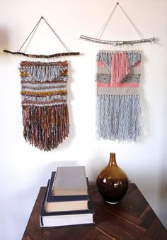 Weave Your Own Easy Wall Hanging Tutorial | eHow