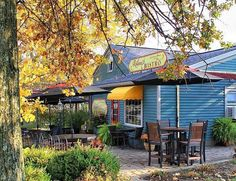 This Charming Restaurant In The Heart Of Amish Country Is An Ohio Dream