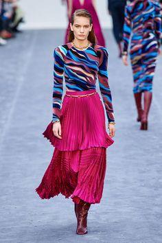 Emilio Pucci Fall 2019 Runway Collection at Milan Fashion Week