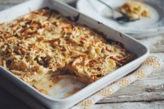 vegan scalloped potatoes-recipes-hot for food