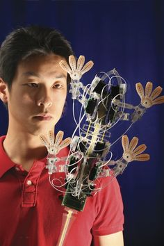Forces of nature: Biomimicry in robotics