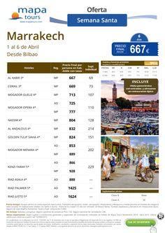 Marrakech Semana Santa salida Bilbao **Precio Final desde 667** ultimo minuto - http://zocotours.com/marrakech-semana-santa-salida-bilbao-precio-final-desde-667-ultimo-minuto-4/