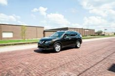 2014 Compact SUV Nissan Rogue #tred