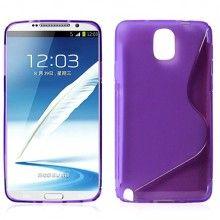 Capa Galaxy Note 3 - Sline Roxa  5,99 €