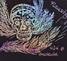 Skelett Skelettkunst Skeleton Schädel So wahr ! Sprüche Schwäbisch @Holzteufel by N-J.K Bild Flauschig!! Die Young, Deviantart, Airbrush, Comic, Movie Posters, Skeleton Art, Skull And Crossbones, Dark Art, Charcoal