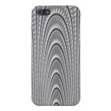 Silver Arches Case For iPhone SE/5/5s.  Lovely.  Architectural look.