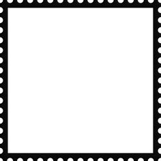 Stamp ❤ liked on Polyvore featuring frames, backgrounds, borders and picture frame