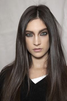 ROBERTO CAVALLI SS 2011 everyone has pretty eyes and then there's me