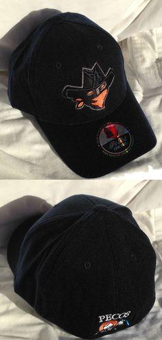 Las Cruces Vaqueros Black Flex Fit Hat