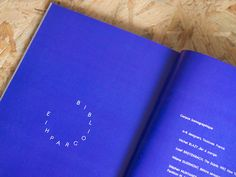 Design Graphique Hyperosmique / Alexia Roux
