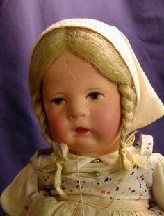 1900-1935 german cloth dolls Kathe Kruse