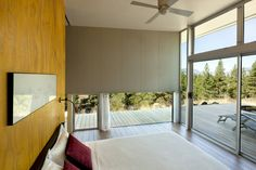 Hill House: A modern green cabin in the not-so-wild West | MNN - Mother Nature Network