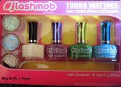 colección Flashmob Turbo Wattage