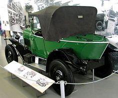 1926 Opel laubfrosch