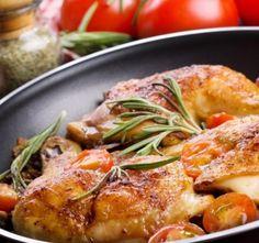Recept Kuře na rozmarýnu