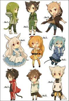 Chibi Kagerou Project