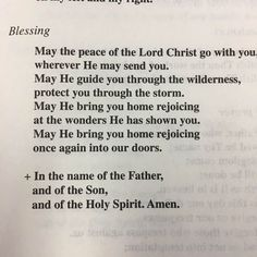 From the Celtic Daily Prayer Book, as the closing prayer of Morning Prayer. Prayers and Readings from the Northumbria Community. Prayer Book, Daily Prayer, Closing Prayer, Morning Prayers, My Lord, Pilgrimage, Cairo, Cringe, Jesus Christ
