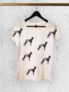 Windhund von Oh Owl auf DaWanda.com
