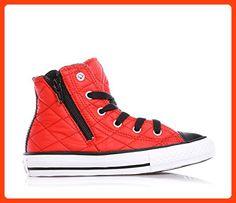 on sale 511f6 4ebe2 CONVERSE 750680C SNEAKERS RED 26 Amazon.de Schuhe  Handtaschen