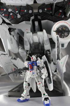 HGUC 1/144 [Stardust Defender] RX-78GP03 Gundam GP3 DENDROBIUM: Latest Work by Kouichi