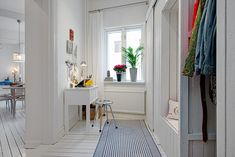 Swedish workspace.